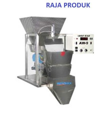 Jual Automatic Scales and Auger Filling Auto Weigher Murah Bagus Berkualitas