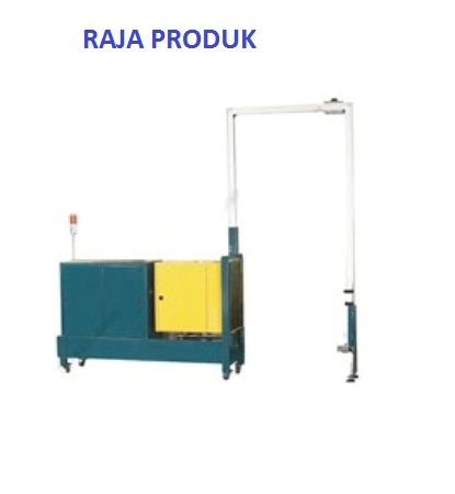 Jual Full Automatic Interpentration Type Strapping Machine MH-105B Murah Bagus Berkualitas